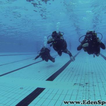 11.12.2015 – Rozpoczęcie podstawowego kursu nurkowania OWD PADI