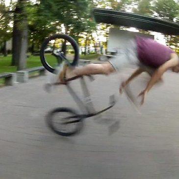 23.07.2013 – Jeden wieczór – BMX