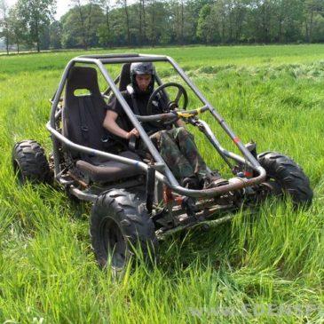Szaleńswo buggym – adrenalina rośnie