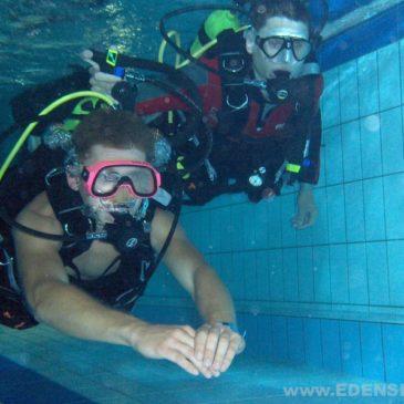 11.05.2011 – Pokazy nurkowania w Czechowicach-Dziedzicach