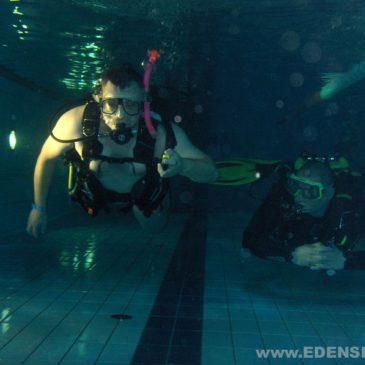 18.05.2011 – Pokazy nurkowania na basenie AQUA w Bielsku-Białej