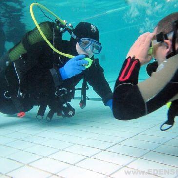29.11.2011 – Warsztaty nurkowe na basenie