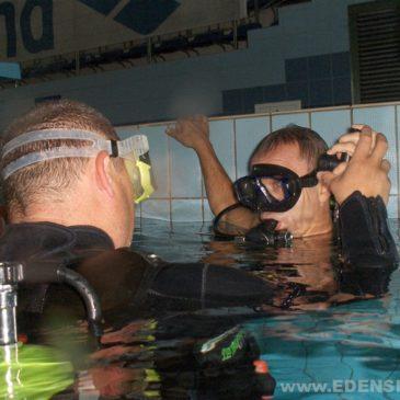 23.11.2011 – Pokazy nurkowaniaw Goczałkowicach