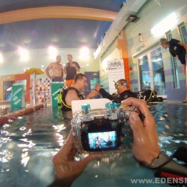 12.10.2011 – Nurkowanie Bielsko, czyli pokazy na basenie AQUA