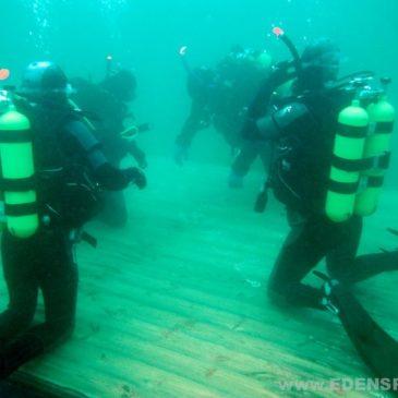 15.09.2011 – Rozpoczęcie podstawowego kursu nurkowania OWD PADI