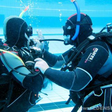 8.08.2011 – Rozpoczęcie podstawowego kursu nurkowania OWD PADI