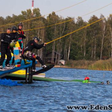 EdenSport – Zakończenie sezonu Wakeboardowego 2015