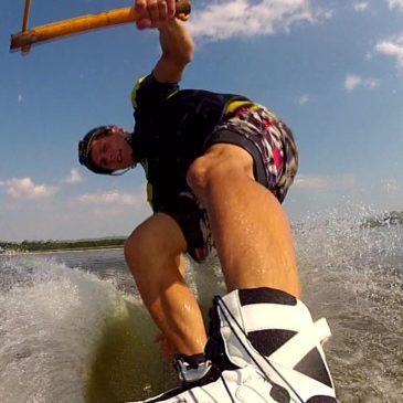 EdenSport – Wyciągarka do Wakeboardu