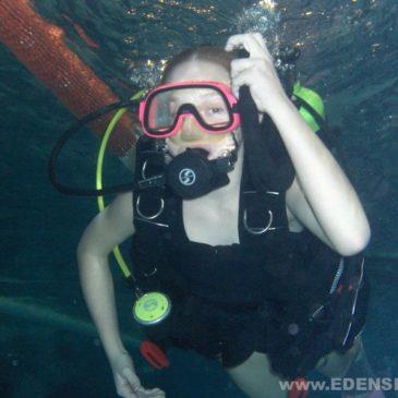 25.01.2012 – Pokazy nurkowania – basen AQUA Bielsko