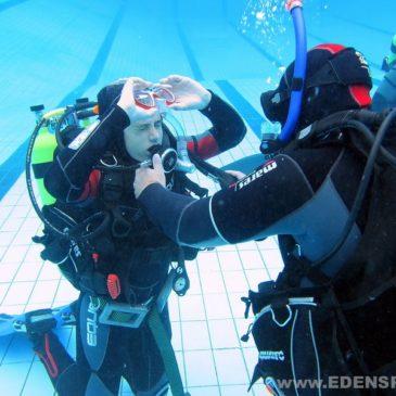 30.07.2012 – Podstawowy kurs nurkowania  w Bielsku OWD PADI