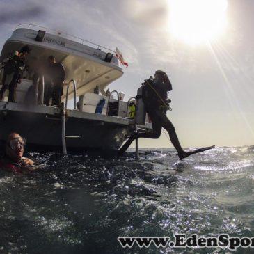 16.12.2013 – Rozpoczęcie kursu nurkowania OWD PADI
