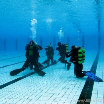 16.07.2012 – Podstawowy kurs nurkowania  w Bielsku OWD PADI