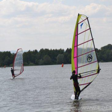 """03.06.2011 – """"Spotkania Z Przyjaciółmi EdenSport"""" – windsurfing i kitesurfing."""