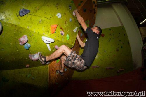 27.11.2015 – EdenSport na ściance wspinaczkowej