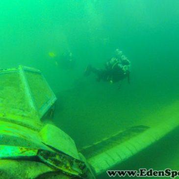 13.09.2015 – Klubowe nurkowanie na Zakrzówku