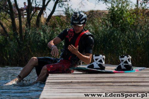23.08.2015 – Wakeboard i Narty wodne – Rueda