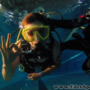 21.08.2015 – Pokazy nurkowania w Goczałkowicach