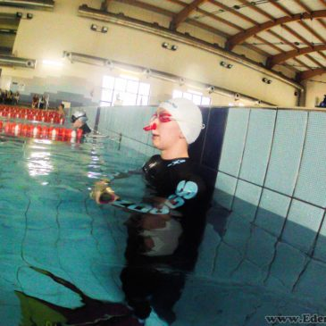 1.03.2017 – Trening freedivingu z Magdaleną Solich