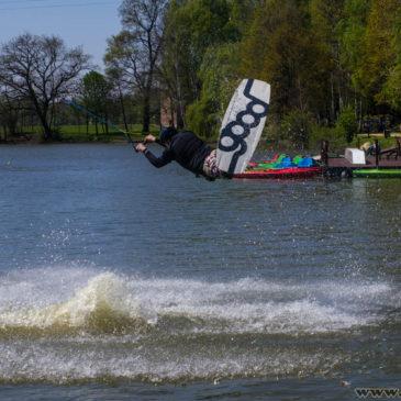 1.05.2017 – Wakeboard z EdenSport w Goczałkowicach