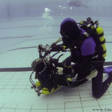 23.06.2017 – Basen kursu OWD + Warsztaty freedivingu