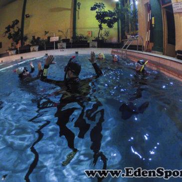 25-26.09.2014 – Ćwiczenia basenowe OWD