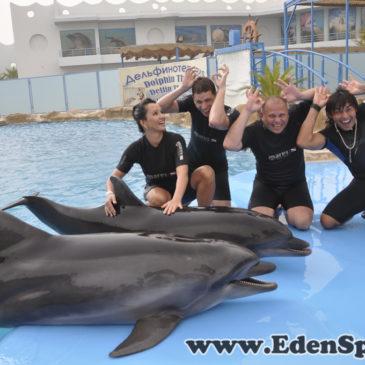 EdenSport w Delfinarium – Hurghada