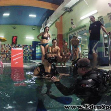 3.02.2015 – Pokazy nurkowania AQUA Bielsko