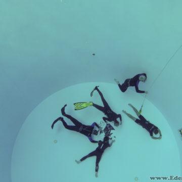 29.10.2017 – Freediving w tubie Aquadrom