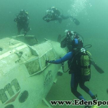 9.08.2014 – Klubowe nurkowanie na Zakrzówku