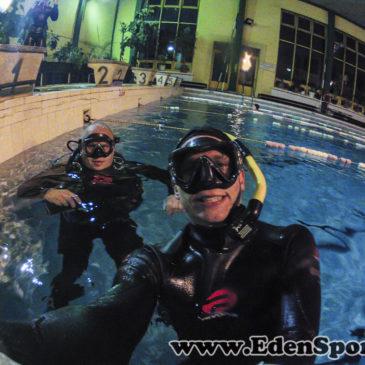 30.09 i 1-2.10.2014 – Ćwiczenia basenowe OWD