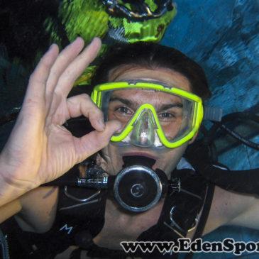 22.08.2014 – Pokazy nurkowania na basenie w Goczałkowicach