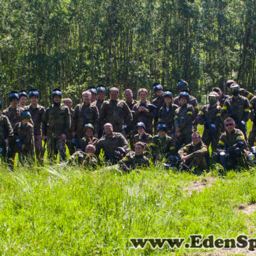7.06.2014 – Paintball z EdenSport