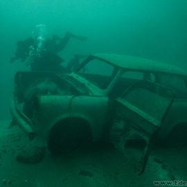 13.01.2018 – Klubowe nurkowanie na Zakrzówku