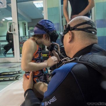 30.01.2018 – Zdjęcia z pokazów nurkowania na basenie AQUA