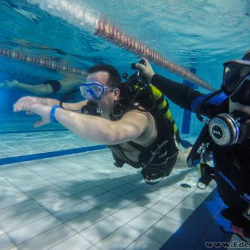 5.03.2018 – Zdjęcia z pokazów nurkowania w Czechowicach