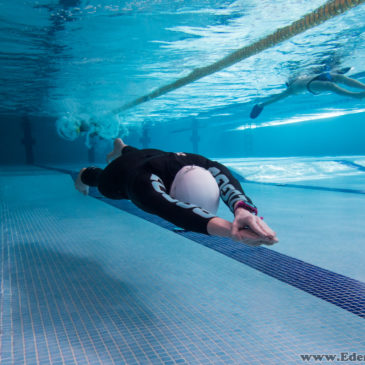 18.03.2018 – Trening Magdy na basenie w Jaworznie