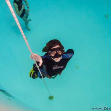 11.03.2018 – Trening freedivingu w tubie dla płetwonurków