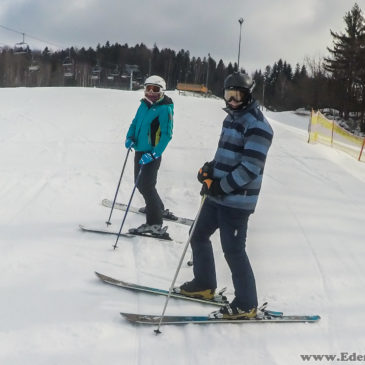 2.04.2018 – Szusowanie na nartach i snowboardzie