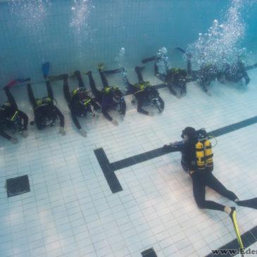 6.04.2018 – Basen kursu Open Water Diver