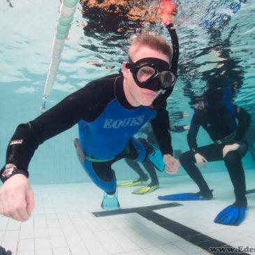 7.04.2018 – Zdjęcia z basenu kursu OWD i szkolenia freedivingu