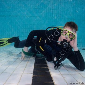 18.05.2018 – Nurkowanie na basenie z kursem OWD