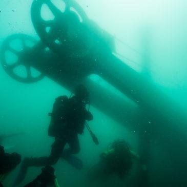 28.05.2018 – Klubowe nurkowanie na Koparkach