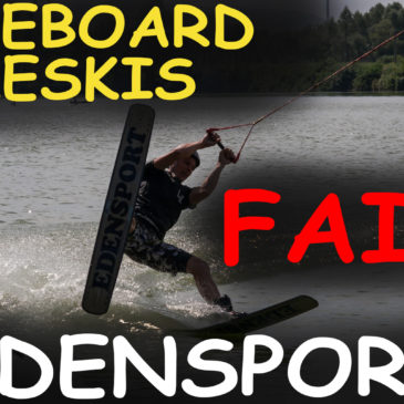 Wakeboard Wakeskis Fails – EdenSport