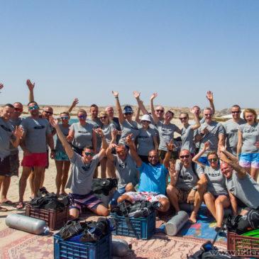 Nurkowanie z EdenSport – Zostań Płetwonurkiem Egipt 2018