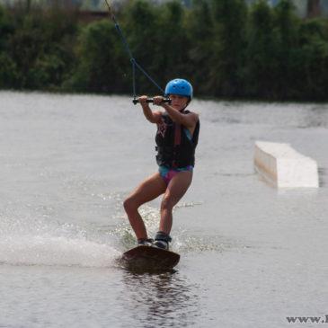 16.08.2018 – Wakeboard Kids! Nauka pływania na wakeboardzie