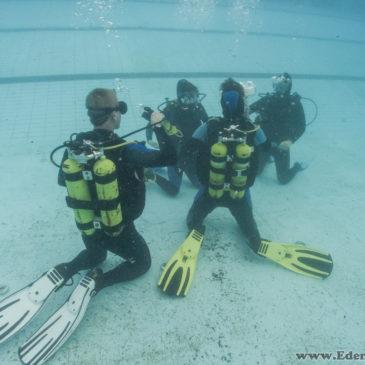 Back to School! – Trening praktyczny po długiej przerwie w nurkowaniu