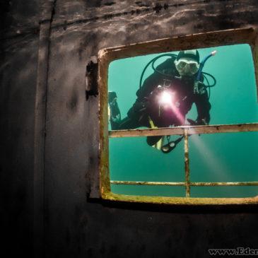 28.12.2018 – Klubowe nurkowanie na Koparkach
