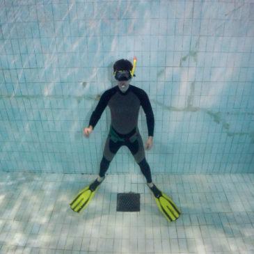 1.03.2019 – Basenowe zajęcia freedivingu oraz kursu podstawowego