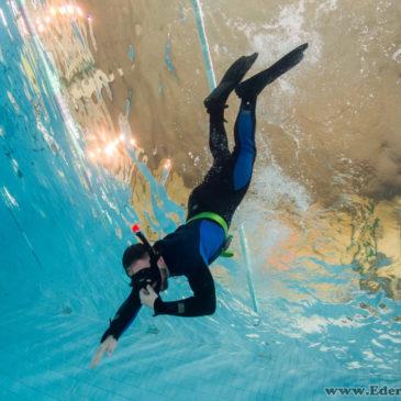 7.04.2019 – Pierwsze zajęcia basenowe kursu OWD