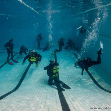 27.04.2019 – Szkolenie basenowe kursu OWD PADI oraz P-1 CMAS